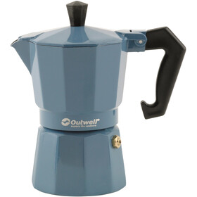Outwell Manley Cafetière à espresso M, blue shadow